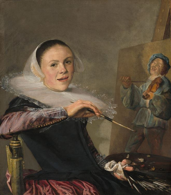 Judith Leyster (1609-1660) picture