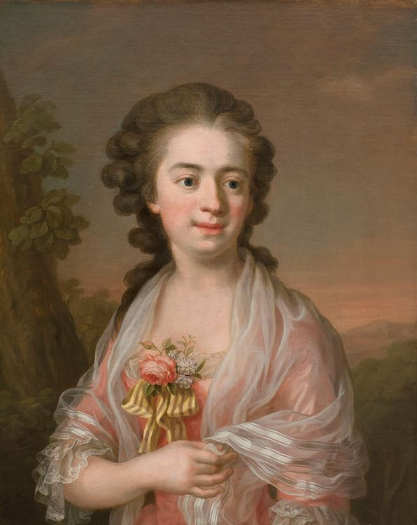 Ulrika Pasch (1735-1796) picture