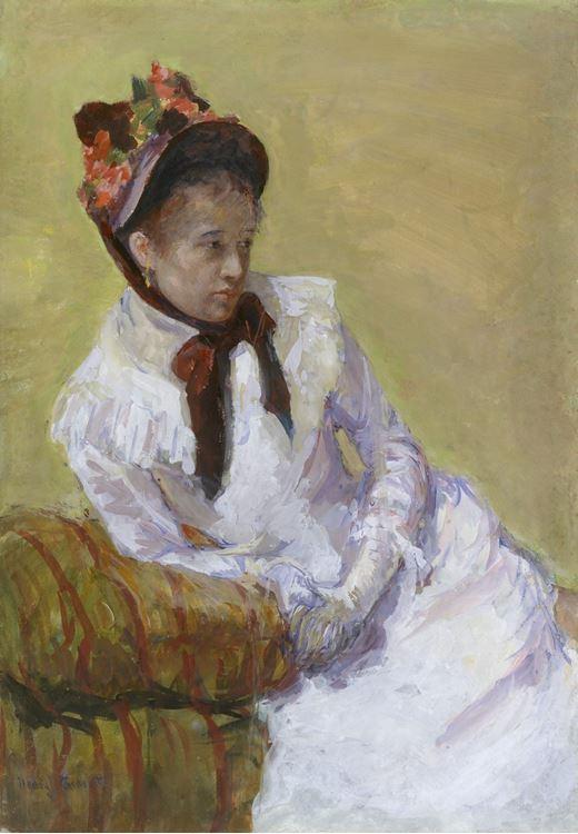 Mary Cassatt (1844-1926) picture
