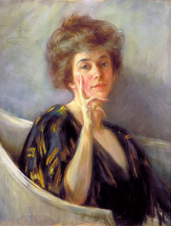 Alice Pike Barney (1857-1931) picture