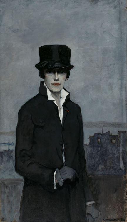 Romaine Brooks (1874-1970) picture