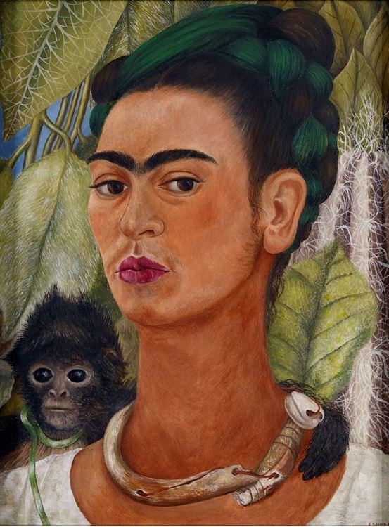 Frida Kahlo (1907-1954) picture