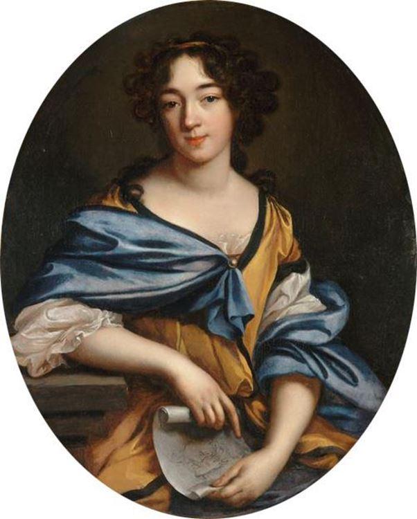 Élisabeth Sophie Chéron (1648-1711) picture