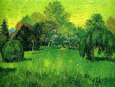 Şairin Bahçesi, 1888