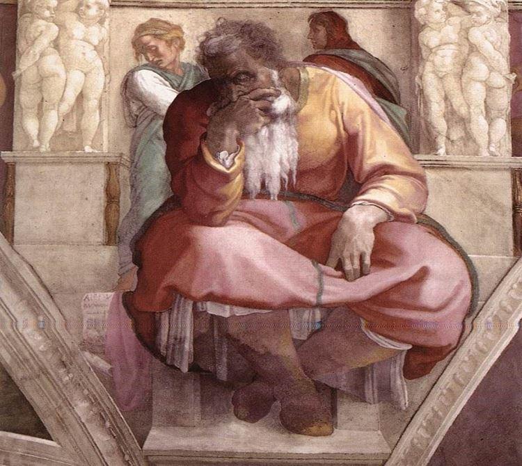 1) Yeremya Peygamber picture