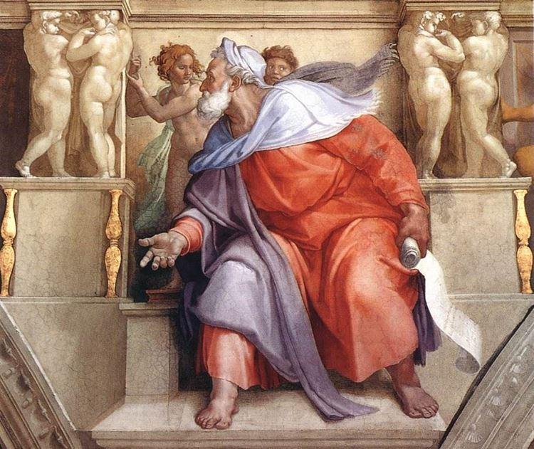 3) Hezekiel Peygamber picture