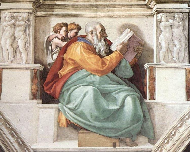 6) Zekeriya Peygamber picture