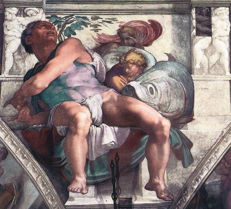 12) Yunus Peygamber picture