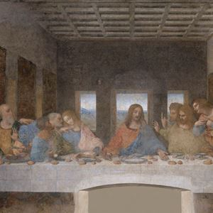 Picture of The Last Supper - Leonardo da Vinci