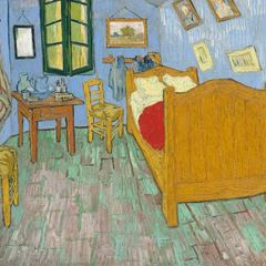 Picture for Bedroom in Arles - Vincent van Gogh