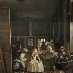 Picture for Nedimeler (Las Meninas) - Diego Velázquez