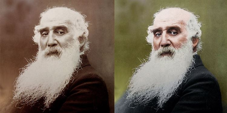 Camille Pissarro picture