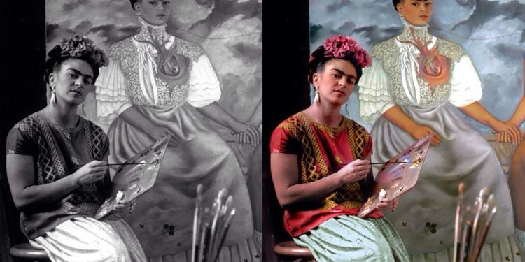 Frida Kahlo picture
