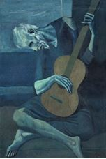Show The Old Guitarist, 1903-1904 details