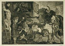 Minotauros, 1935
