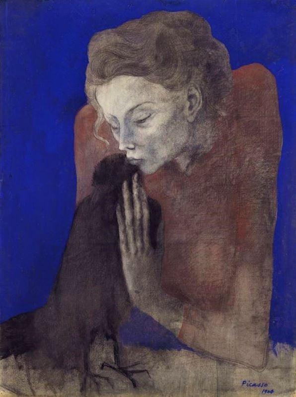 Kargalı Kadın, 1904 resmi