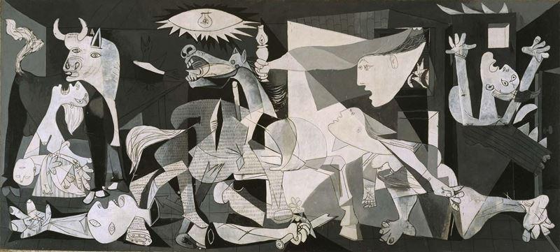 Guernica, 1937 resmi