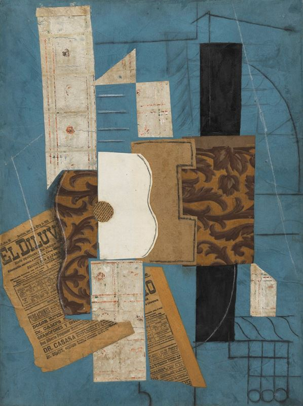 Picture for Gitar, 1913