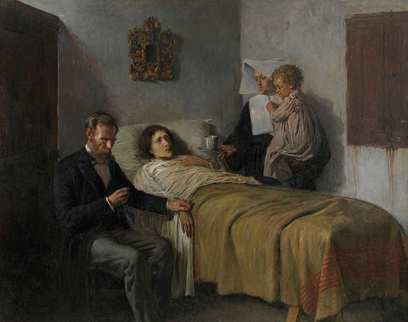 Bilim ve Hayırseverlik, 1897 resmi