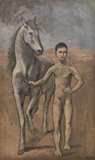 Atı Götüren Çocuk, 1905-1906