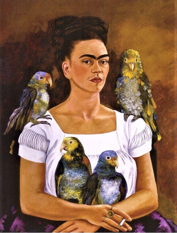 Ben ve Papağanlarım, 1941 resmi