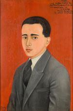 Alejandro Gómez Arias'ın Portresi, 1928
