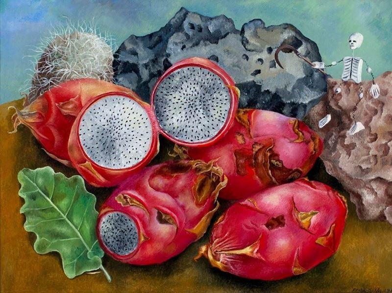 Kaktüs Meyveleri, 1938 resmi