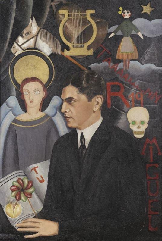 Miguel N Lira Portresi, 1927 resmi