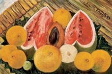 Show Still Life with Watermelons, 1953 details
