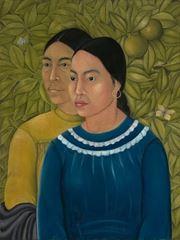İki Kadın, 1928, Tuval üzerine yağlıboya, 69.5 x 53.3 cm, Museum of FineArts, Boston, ABD.