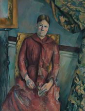 Madam Cézanne, 1888-1890