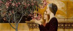 İki Kız ve Zakkum Ağacı, 1890-1892
