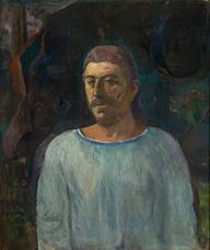 Show Self-Portrait, 1896 details