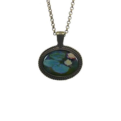 Picture of Monet - Water Lilies - Necklace