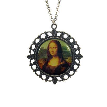 Da Vinci - Mona Lisa - Kolye resmi