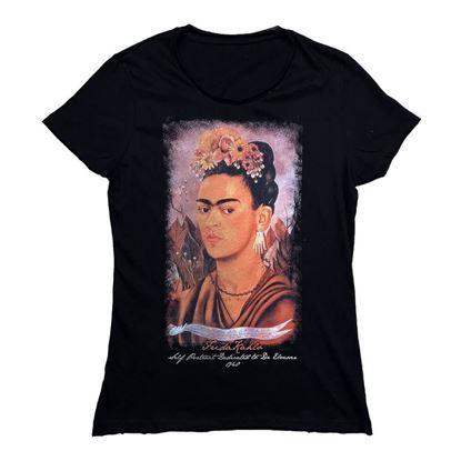 Frida - Otoportre - Tişört resmi
