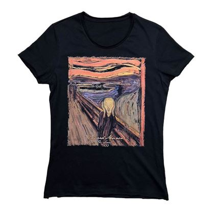 Picture of Munch - Scream - T-Shirt
