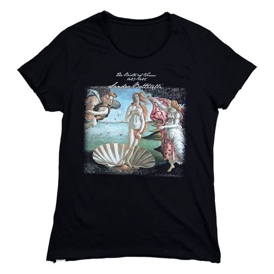 Picture of Botticelli - Birth of Venus - T-Shirt