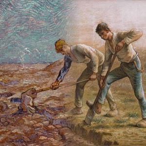 Picture of Vincent van Gogh: Kopya Eserleri