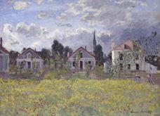 Argenteuil'de Evler, 1873