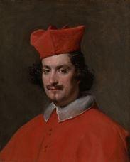 Kardinal Camillo Astalli-Pamphili, 1650 dolayları