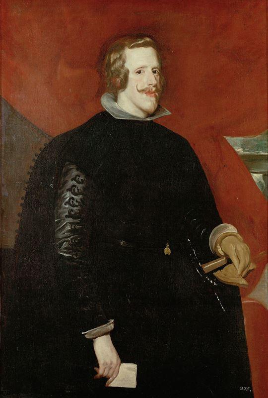 İspanya Kralı IV. Felipe, 1631-1632 resmi