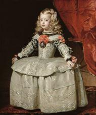 Infanta Margarita Teresa, 1656 dolayları