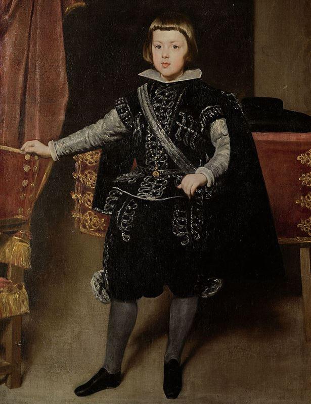 Prens Baltasar Carlos, 1638-1639 resmi