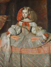 Infanta Margarita Teresa, 1661