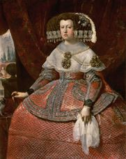 İspanya Kraliçesi Maria Anna, 1651-1661