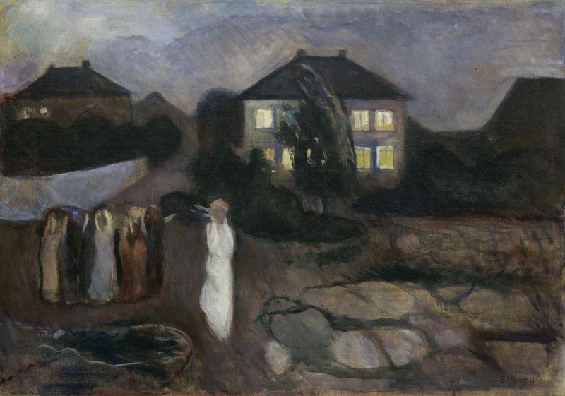Fırtına, 1893 resmi