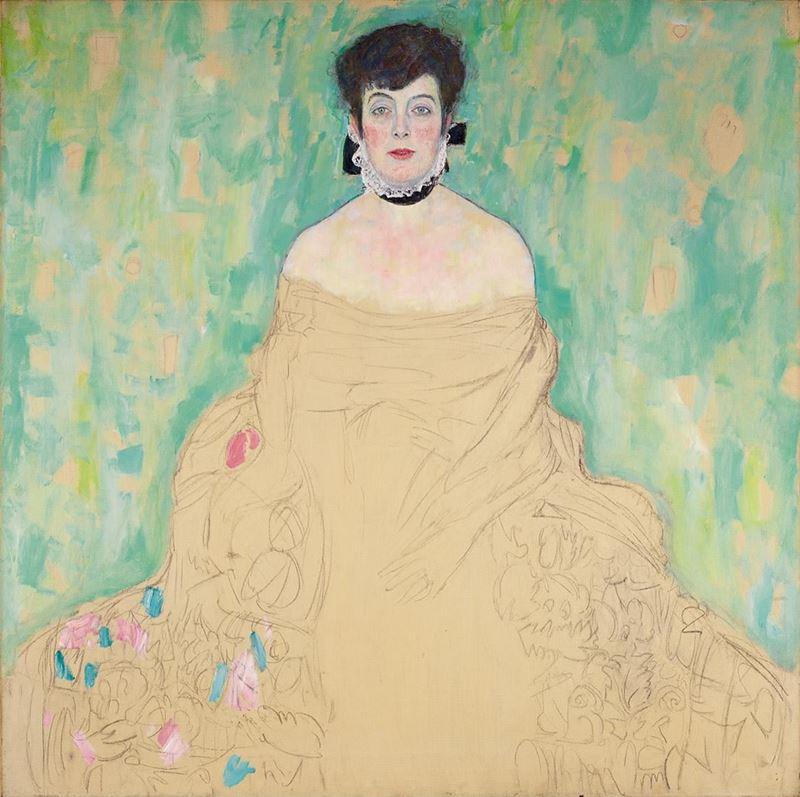 Amalie Zuckerkandl, 1917-1918 resmi