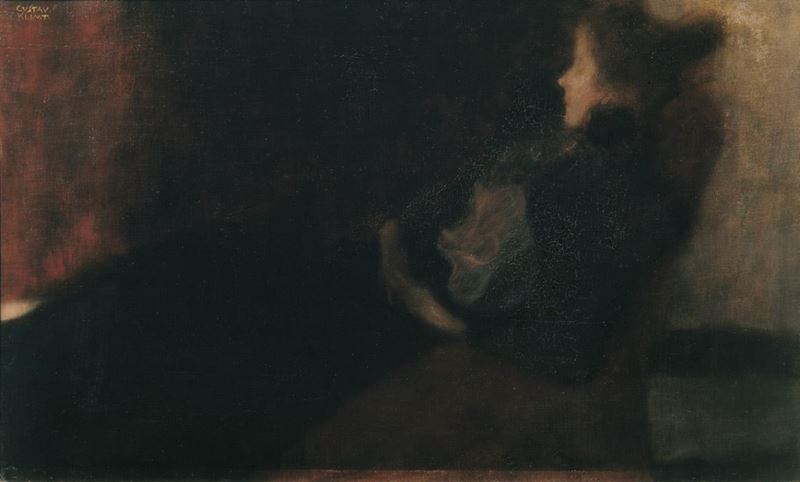 Picture for Lady by the Fireplace, 1897-1898
