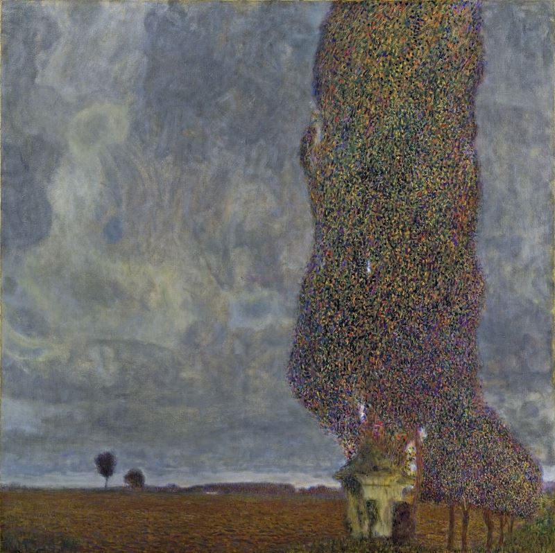 Picture for The Large Poplar II, 1902-1903